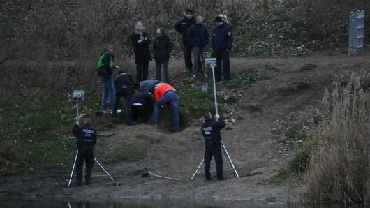 Eine Mordkommission hatte  die Leiche in Arkenberge entdeckt