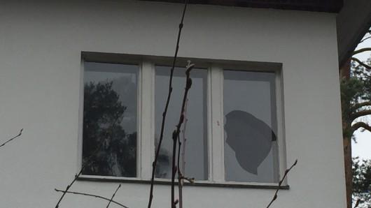 Das Haus, in dem die Party stattfand, steht offenbar zurzeit leer
