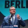 Beim Parteitag der Berliner CDU mit dem Motto Starkes Berlin soll Frank Henkel als Spitzenkandidat für die Abgeordnetenhaus-Wahl am 18. September 2016 gewählt werden