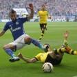 Der FC Schalke 04 und Borussia Dortmund trennen sich in einem umkämpften Revierderby mit 2:2-Unentschieden.