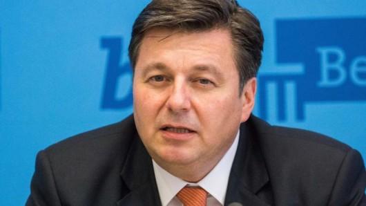 Senator für Stadtentwicklung und Umwelt, Andreas Geisel