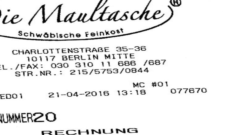 In Der Maultasche Gibt´s Original Schwäbische Küche   Gastronomie    Berliner Morgenpost