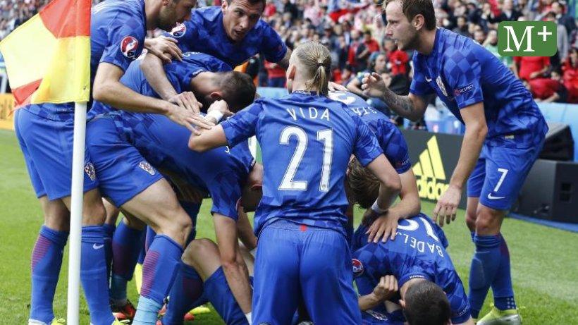 Frankreich Gegen Kroatien Live