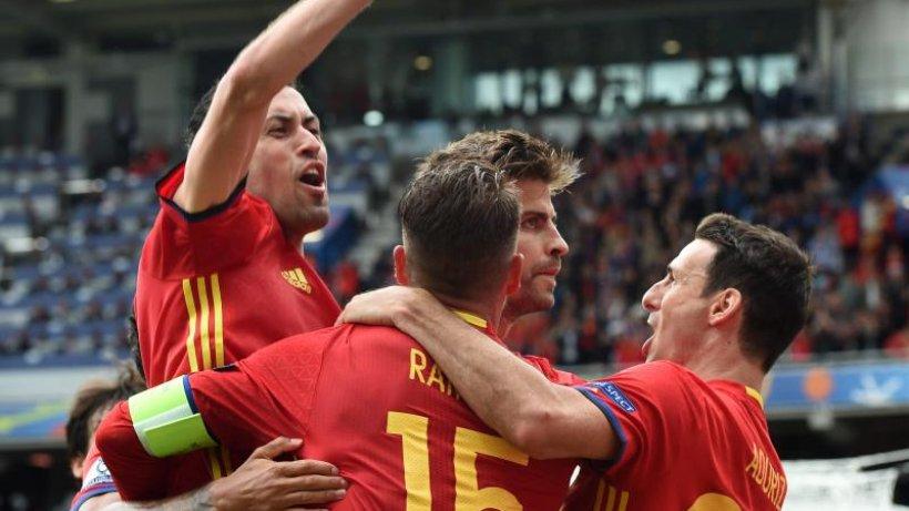 Spanien Gegen Italien Im Tv