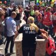 Angestellte Lehrer fordern eine tariflich verbindliche Eingruppierung für die Hauptstadt, wie in anderen Bundesländern