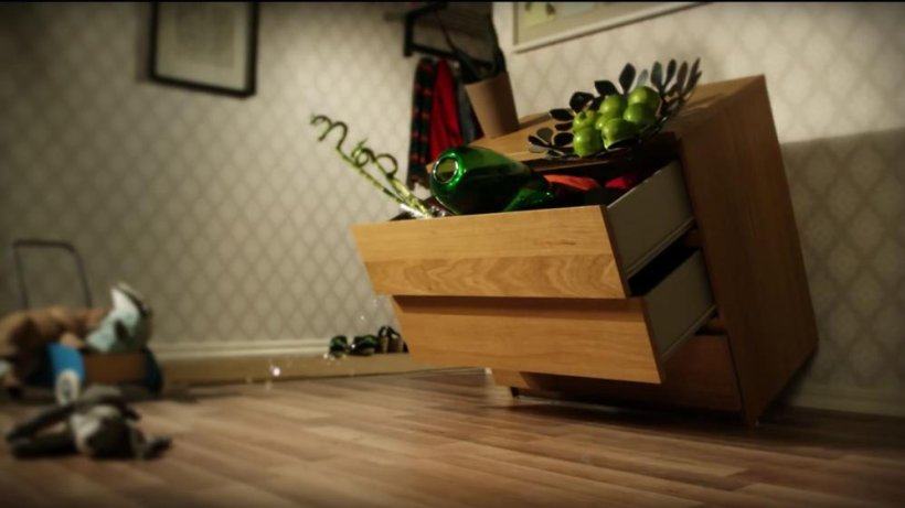 lebensgefahr kinder von ikea m beln erschlagen vermischtes berliner morgenpost. Black Bedroom Furniture Sets. Home Design Ideas