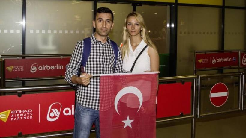 Viele Flüge Zwischen Berlin Und Der Türkei Gestrichen Berlin