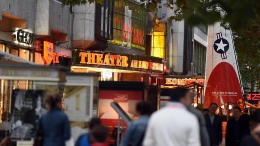 Ein neuer Investor möchte das Theater am Kurfürstendamm räumen lassen