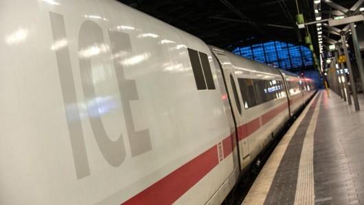 Die Deutsche Bahn hat an zwei Tagen einen Pünktlichkeitstest durchgeführt