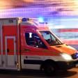 In der nacht zu Dienstag kam es in Lichtenberg zu einem Zusammenstoß zwischen einer Autofahrerin und einem Rollerfahrer