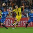 Mit dem Treffer von André Schürrle kurz vor der Halbzeit war das Spiel bereits entschieden.
