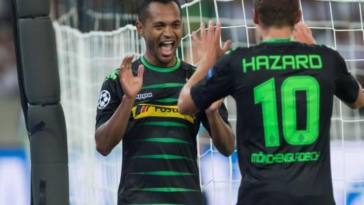 Raffael erzielte drei Treffer und gab zwei Vorlagen beim 6:1 gegen Young Boys Bern.