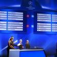 Die Gruppen für die Champions League wurden im Grimaldi Forum in Monaco ausgelost.