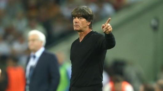 Den neuen Kapitän der Nationalmannschaft gibt Bundestrainer Joachim Löw auch dem Team erst noch bekannt.