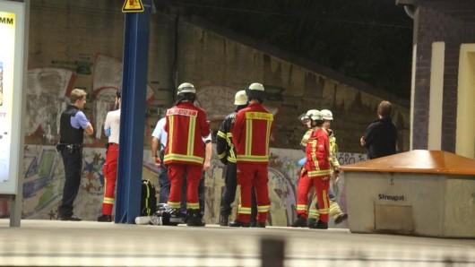 Am Betriebsbahnhof Rummelburg wurde ein Mann von einer Regionalbahn erfasst und starb noch am Unfallort