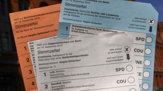 Zuletzt hatte es eine Panne beim Versand der Wahlunterlagen gegeben.