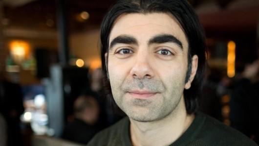 Der Regisseur Fatih Akin.