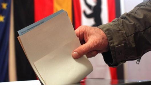 In Berlin gibt es Anzeichen für eine hohe Wahlbeteiligung.