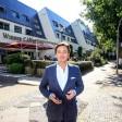 Reich an Selbstbewusstsein: Der neue FDP-Abgeordnete Marcel Luthe bewarb sich in seinem Wahlkreis als Freiraumverteidiger