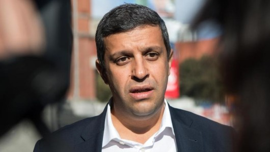 Der Berliner SPD-Fraktionschef, Raed Saleh.
