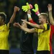 Die Dortmunder spielten ein 2:2 gegen Real Madrid