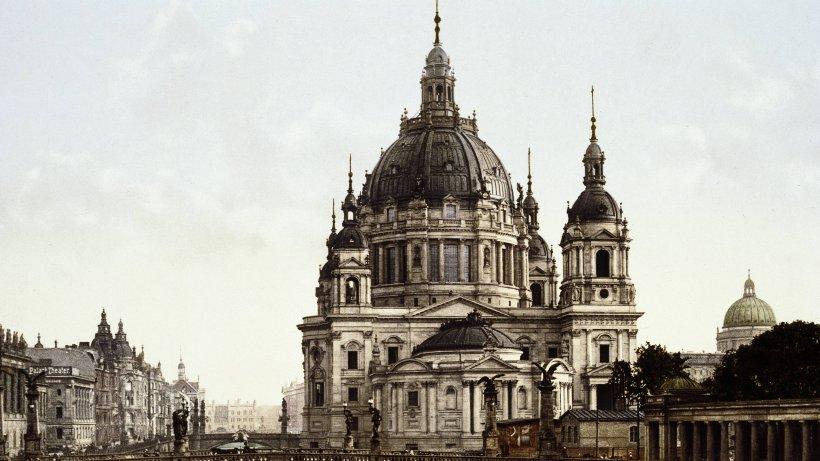 der berliner dom  zuerst gehasst  dann geliebt