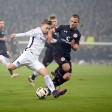 In der zweiten Runde setzte sich Hertha (im Bild links: Mitchell Weiser) beim FC St. Pauli durch