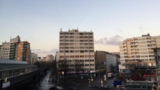 Auch am Kottbusser Tor ist die Kriminalität zurückgegangen
