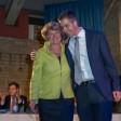 Erleichterung nach dem zweiten Wahlgang: Monika Grütters (l.) und der neue Generalsekretär Stefan Evers, der zwei Anläufe brauchte