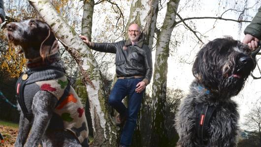 Plädiert dafür, Tiere als Familienmitglieder wahrzunehmen: Peter Wohlleben, Autor und Förster