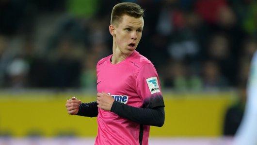 Hertha-Youngster Julius Kade