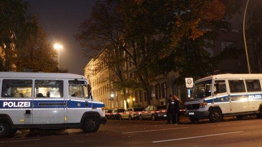 An der Genthiner Straße wurde ein Mann getötet