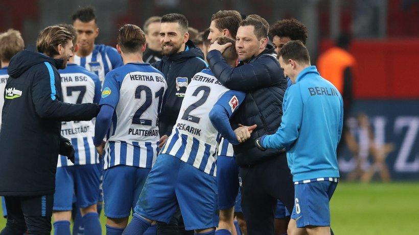 Hertha Europapokal