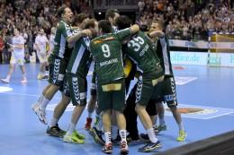 Handball: Perfekter Füchse-Start in eine schwere Woche