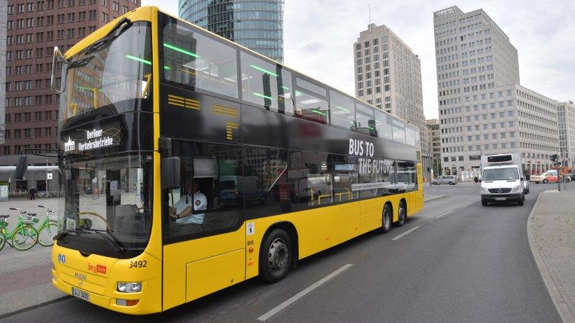 bvg bus dieser bus der zukunft f hrt ab dienstag durch. Black Bedroom Furniture Sets. Home Design Ideas