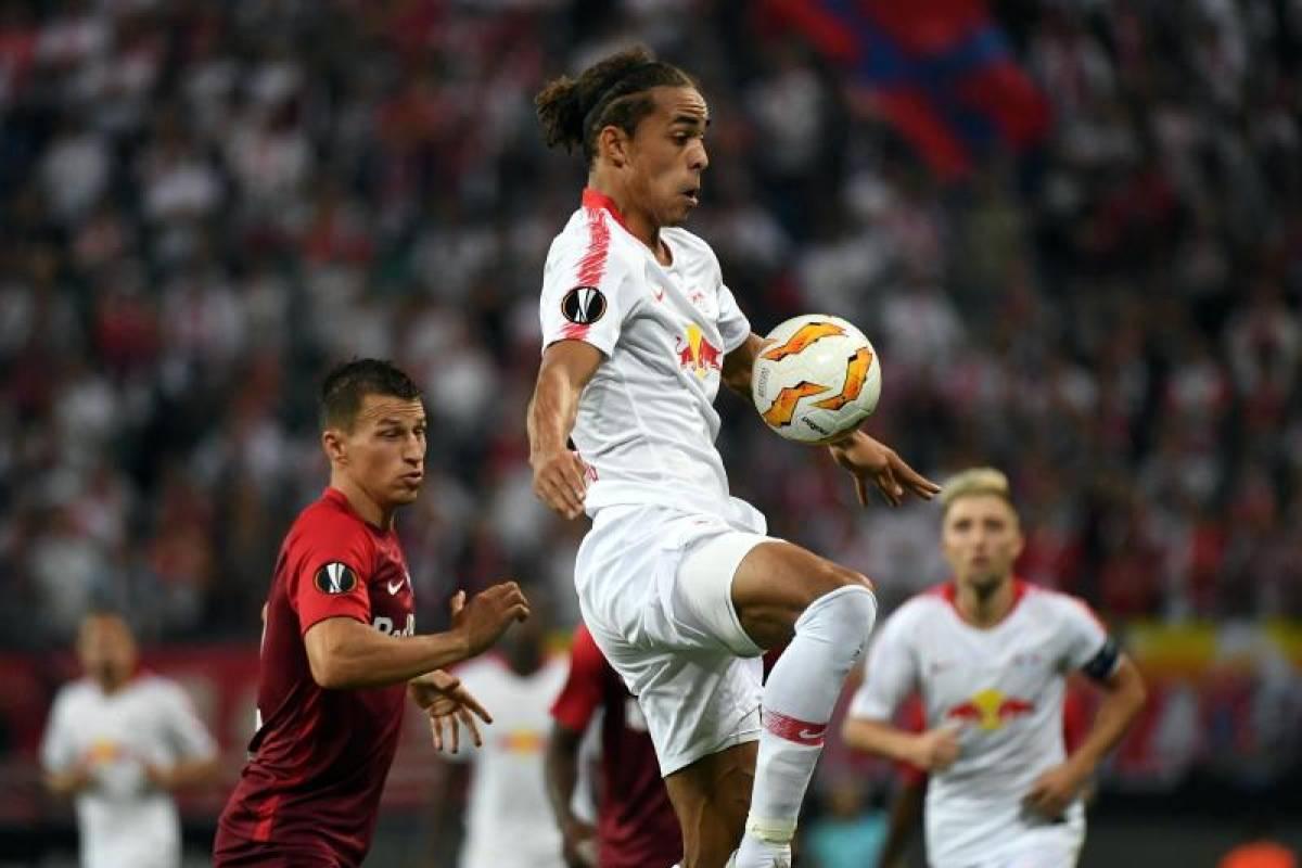 Europa League Rb Salzburg Gegen Rb Leipzig Live Im Tv Stream