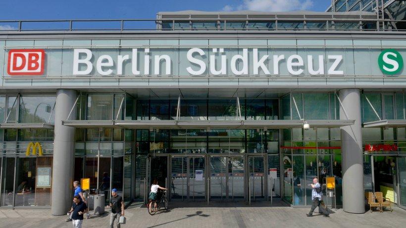 Berlin: Reisender wird am Bahnhof Südkreuz angegriffen