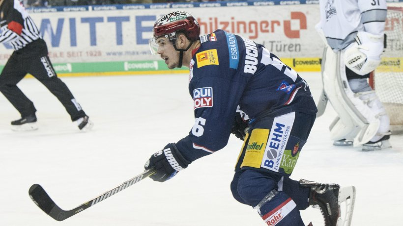 """Eishockey: Eisbären-Berlin-Profi Martin Buchwieser: """"Wir sind auseinandergefallen"""""""