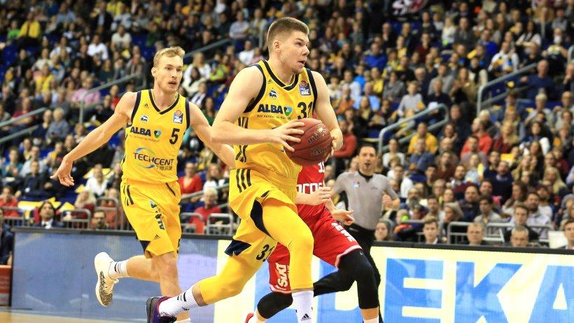 """Basketball: """"Über uns hinausgewachsen"""" - Alba Berlin nach Sieg über Brose Bamberg stolz"""
