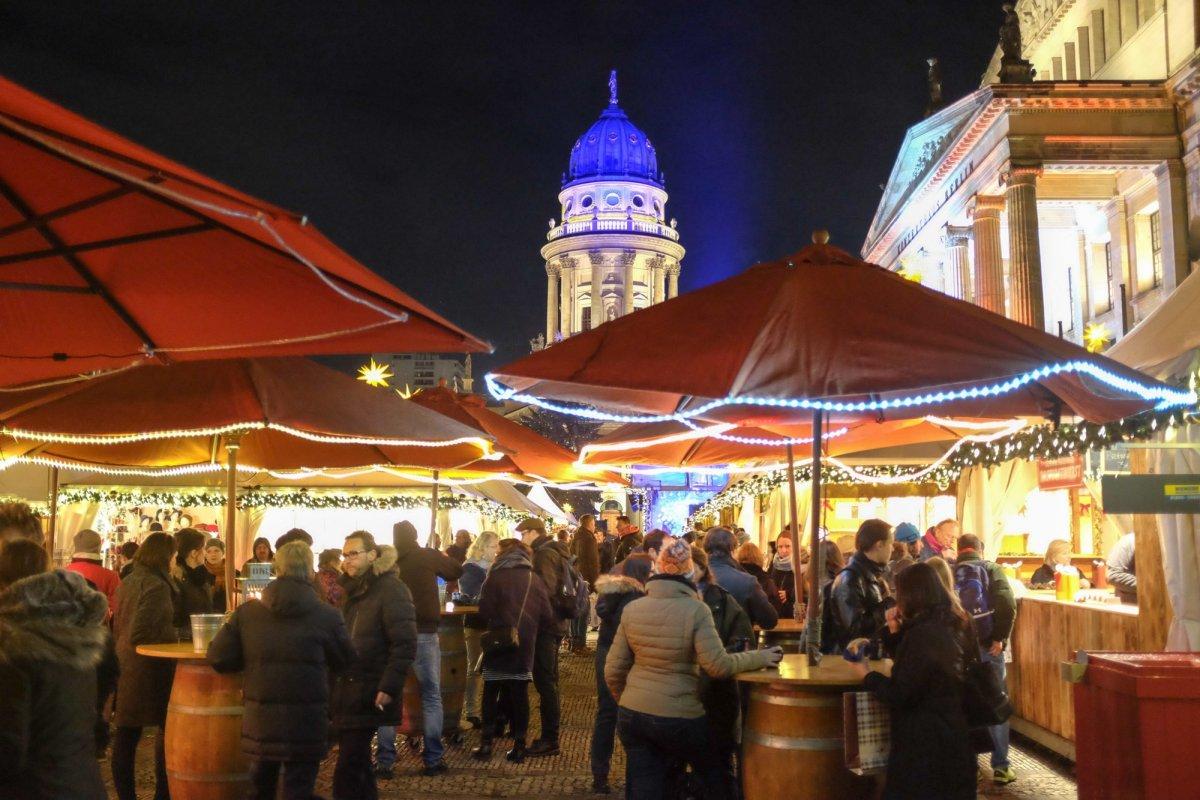 Weihnachtsmärkte in Berlin: Alle Märkte, alle Adressen, alle Öffnungszeiten