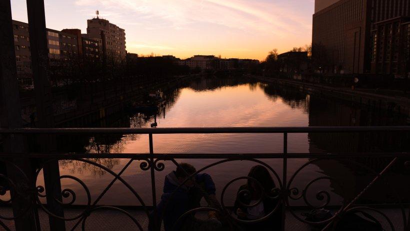 Das sind die romantischsten Orte in Berlin