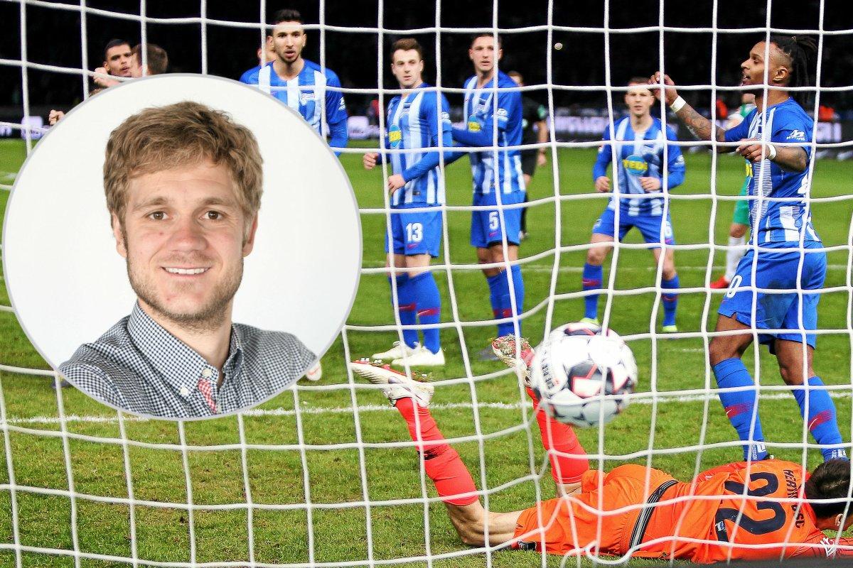 Hertha BSC: Kein W-Lan im Himmel