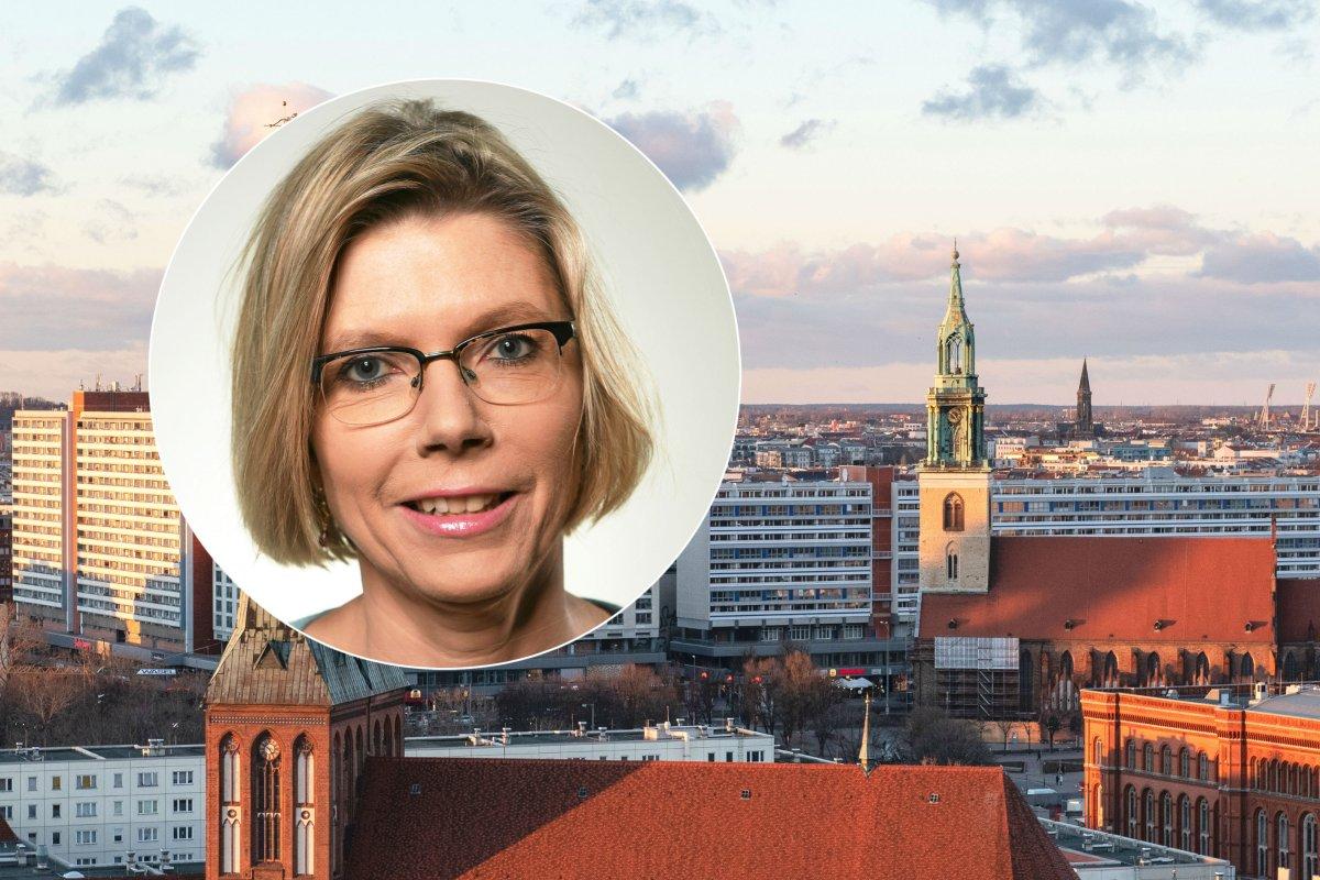 Monika Herrmann verweigert sich ihrer Verantwortung