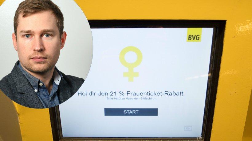 """Frauenticket am """"Equal Pay Day"""": Die BVG ist kein Vehikel für politische Kampagnen!"""