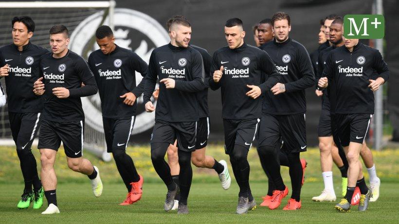 Frankfurt Gegen Benfica