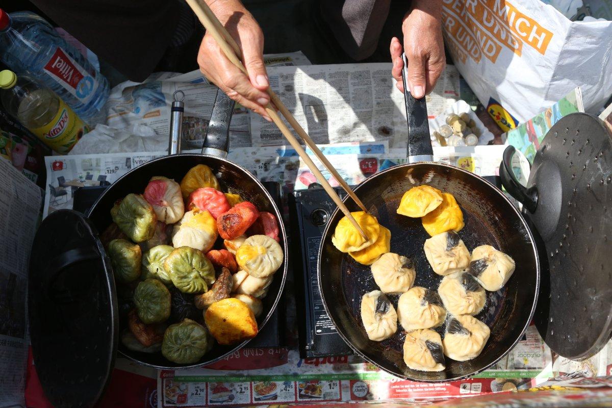 """""""DingsDums Dumplings"""" in Kreuzberg rettet Lebensmittel"""