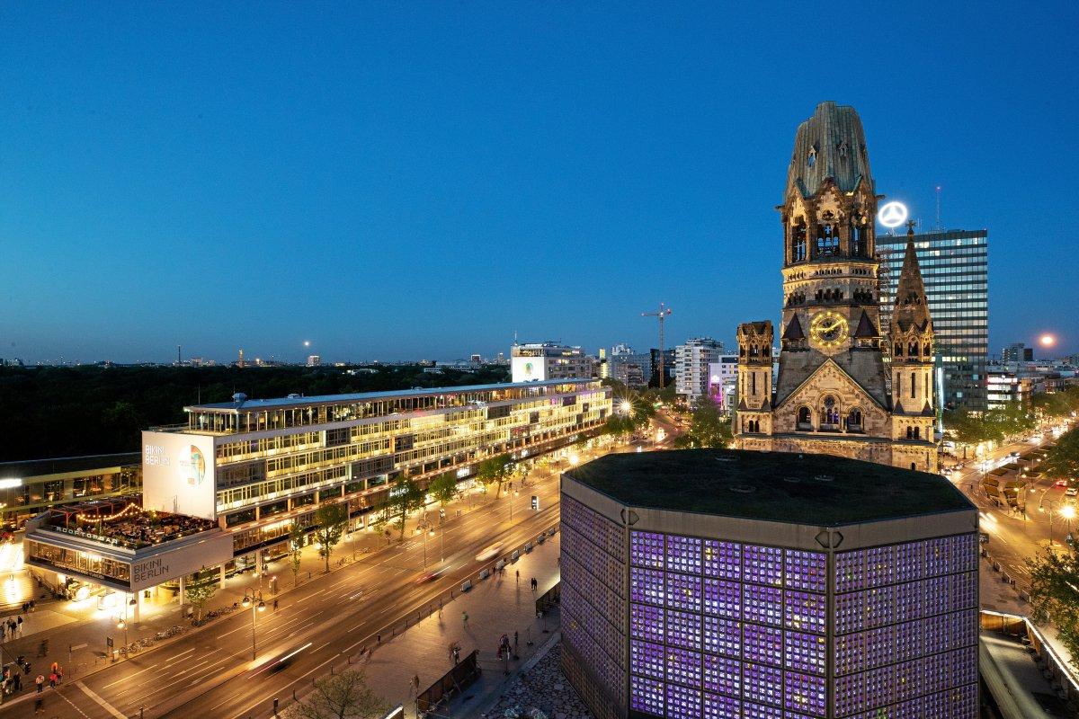 Gedächtniskirche am Breitscheidplatz in Berlin: Das sind die Pläne von Pfarrer Martin Germer