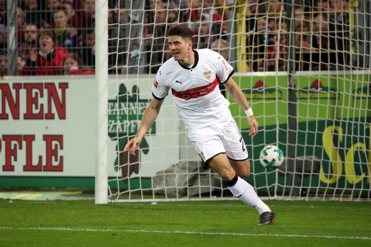 Erzgebirge Aue gegen den VfB Stuttgart live im TV & Stream