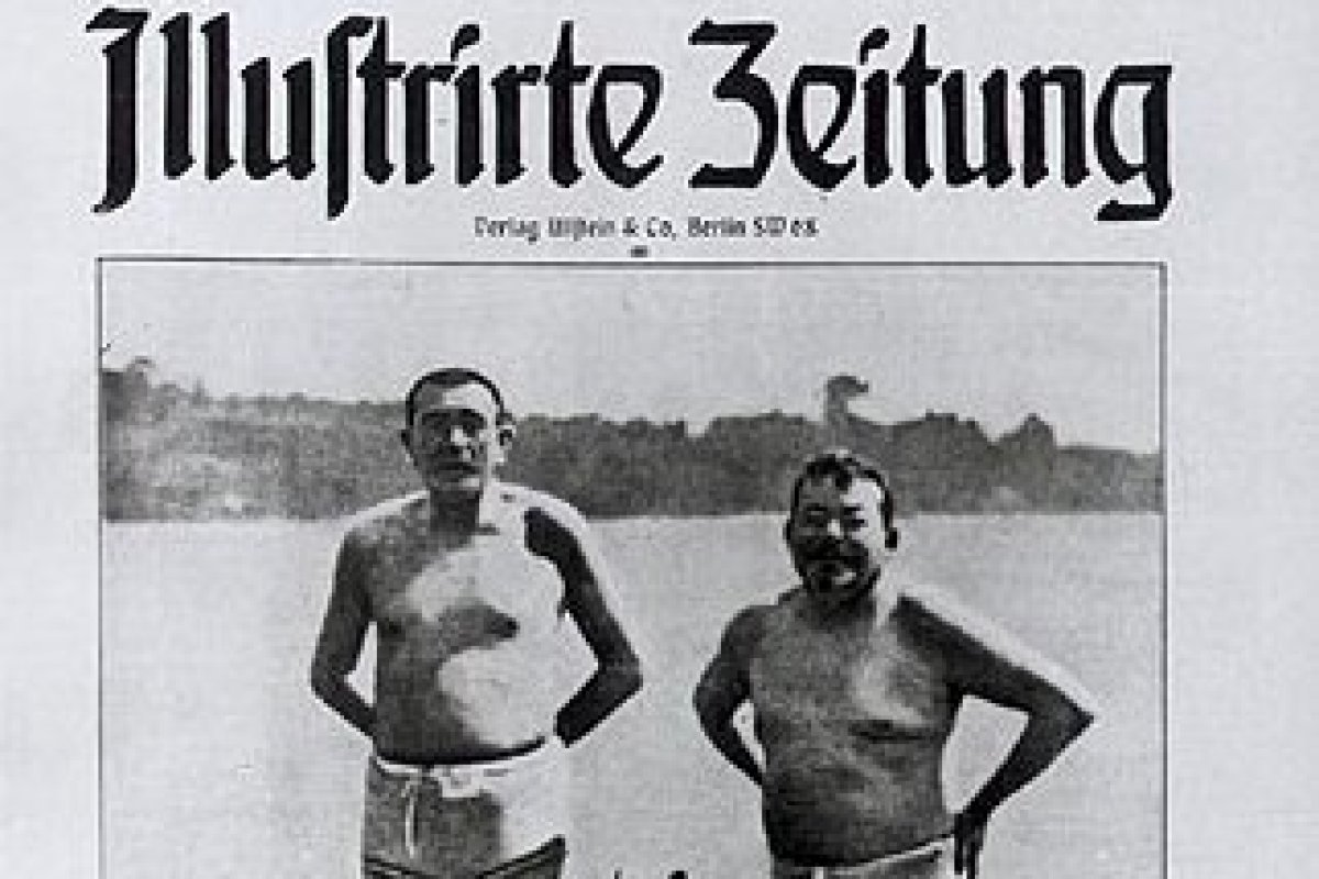 Wie zwei Badehosen zur Staatsaffäre wurden
