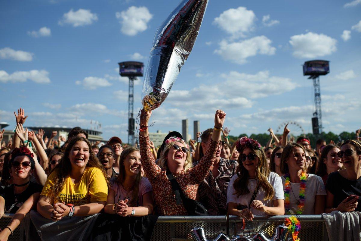 Lollapalooza in Berlin 2019 - Lineup,Tickets, Wetter - Was Besucher wissen müssen